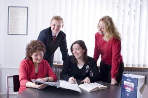 Das Team der Rechtsanwaltskanzlei Herrmann